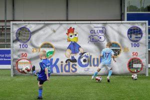 Kidsclub: feestelijke aftrap nieuwe seizoen.