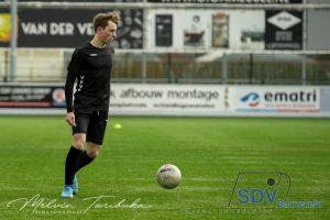 """Zaterdag """"uitzwaai-wedstrijd"""" Sparta Nijkerk - SDV Barneveld"""